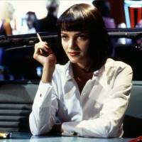 Uma Thurman Pulp Fiction