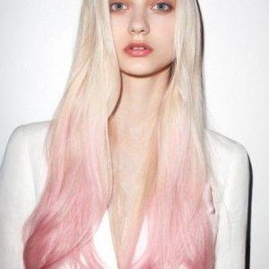 Balayage: Pink